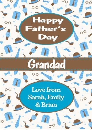 Father's Day Card Design 11